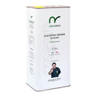 Olio extravergine di oliva - Lattina da 5 litri