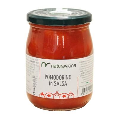 Pomodorini in salsa