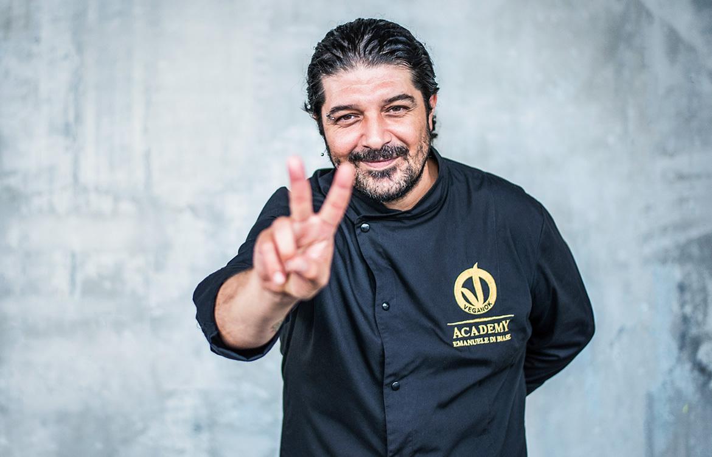 Tra i fornelli virtuali, anche lo chef Emanuele Di Biase sceglie Naturavicina